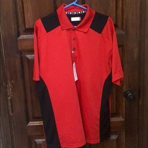 Ben Hogan Red Polo